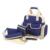 Colorland 5 Unids/set Dot Pañal Bolsas de Marca Bolso Grande Del Panal de Enfermería Impermeable Carro de Bebé Bolso de La Momia de Maternidad mochila Moda