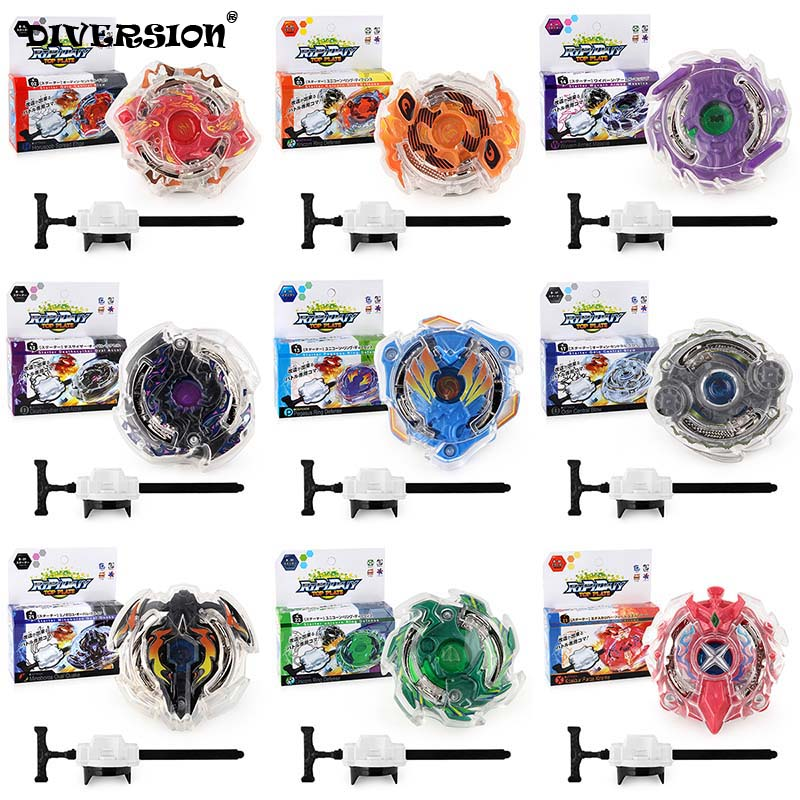 HOT SELL Beyblade Burst Toys Arena Without Launcher and Box Beyblades Metal Fusion God Spinning Top Bey Blade Blades Toy