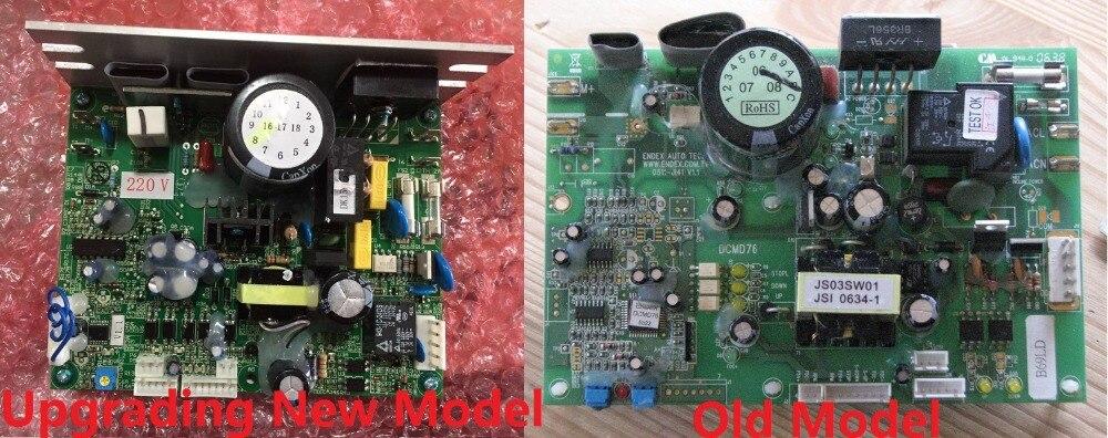 Trasporto Libero Motor controller Endex DCMD 76 DK15-220-01 DCMD76 ottimale passo salute circuito della scheda madre macchina in funzione