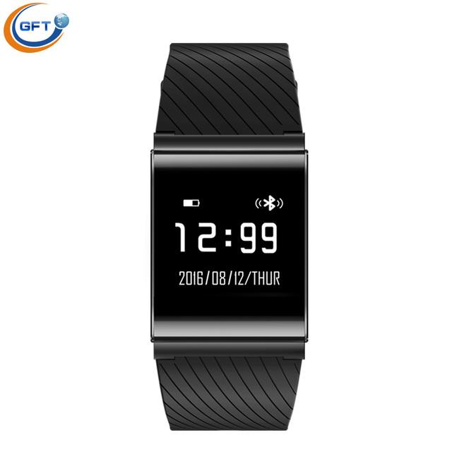 Gft adultos smart watch pulsera inteligente rastreador de ejercicios x9 más oxígeno en la sangre la presión arterial monitoreo wearabel actividad rastreador