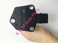 NOVO Sensor De Nível De Óleo Do Cárter de Óleo OEM 21590-2A100 Para IX55 Hyundai i40 i30 IX35 Santa FE 09-12