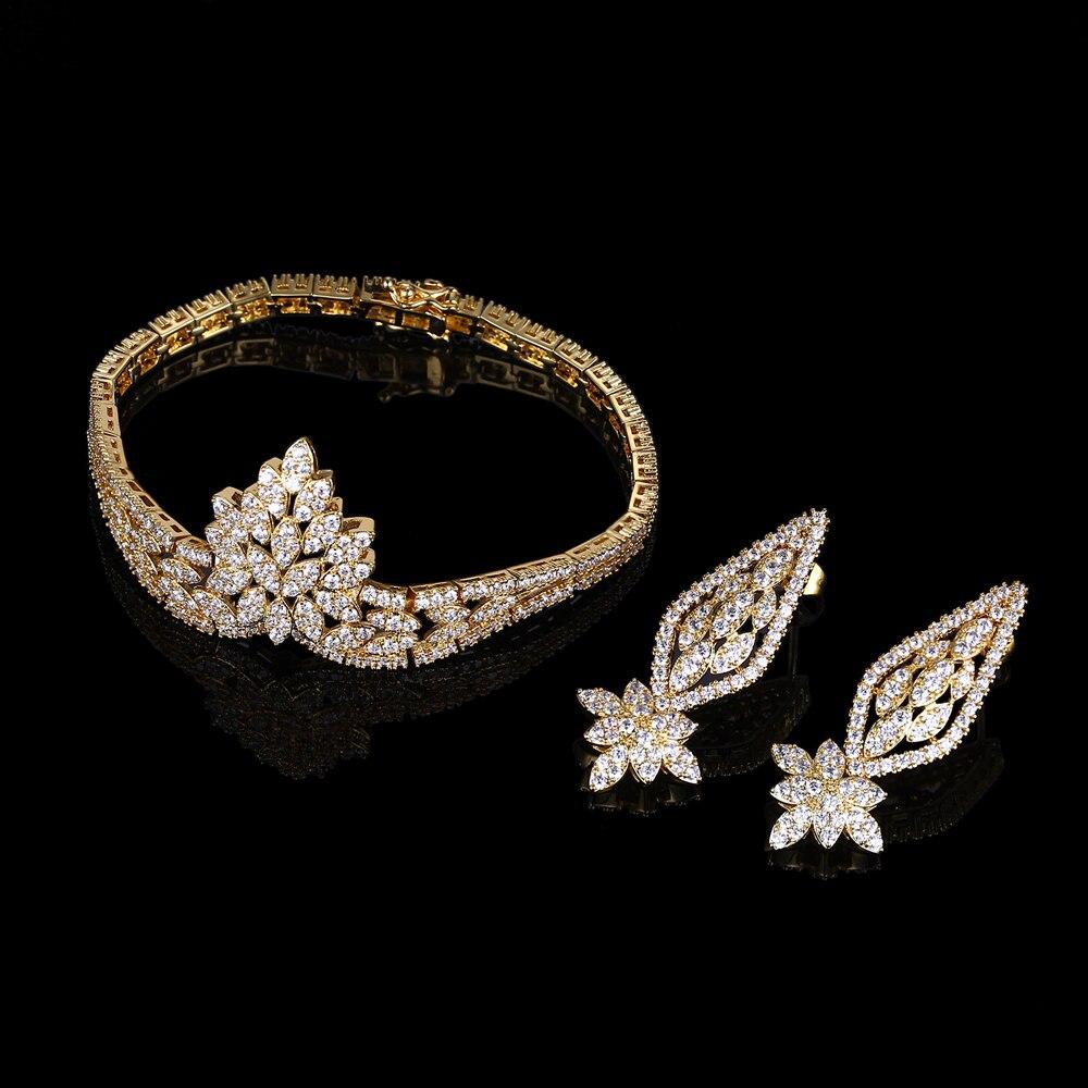 Sistemas de la joyería fina de la boda para las mujeres Exclusivo - Bisutería - foto 3
