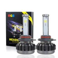 H7 Led h1 4300k 6000k 8000k LED H7 Bulbs 12000lm H4 40W light lamps h11 9005 9006 Headlight 12V car light bulbs H3 H11 H9 H8