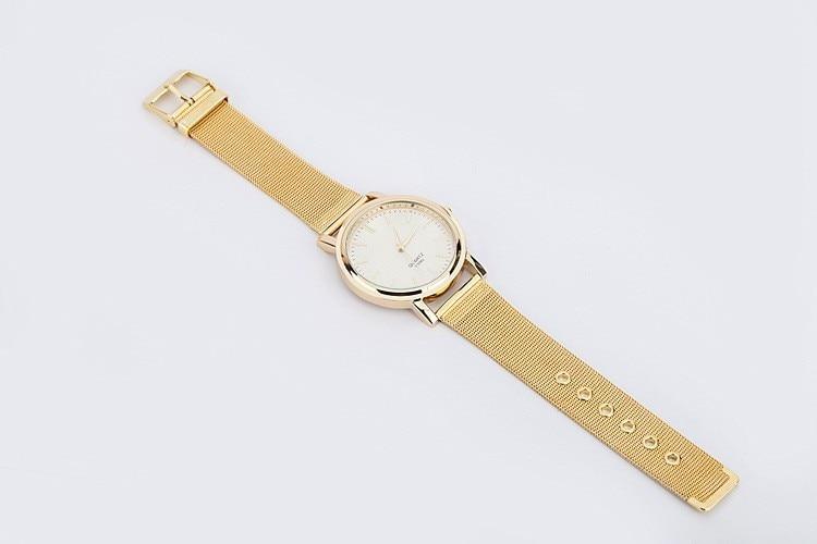 2017 Nowy Luksusowy Zegarek Marki Kobiety Moda Genewa Zegarki - Zegarki damskie - Zdjęcie 5