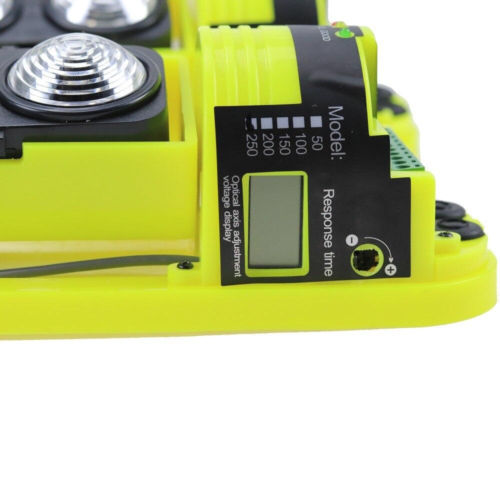 150 mètres systèmes d'alarme sécurité maison capteur de faisceau infrarouge sans fil Gsm système d'alarme détecteur 433 mhz - 6