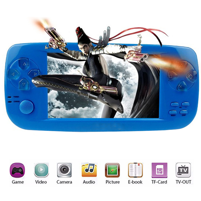 4.3'' TFT HD screen 32Bit Portable Game Console Built-in 3000 Classic Games 16GB memory Handheld Game Players For GBCCP1NEO
