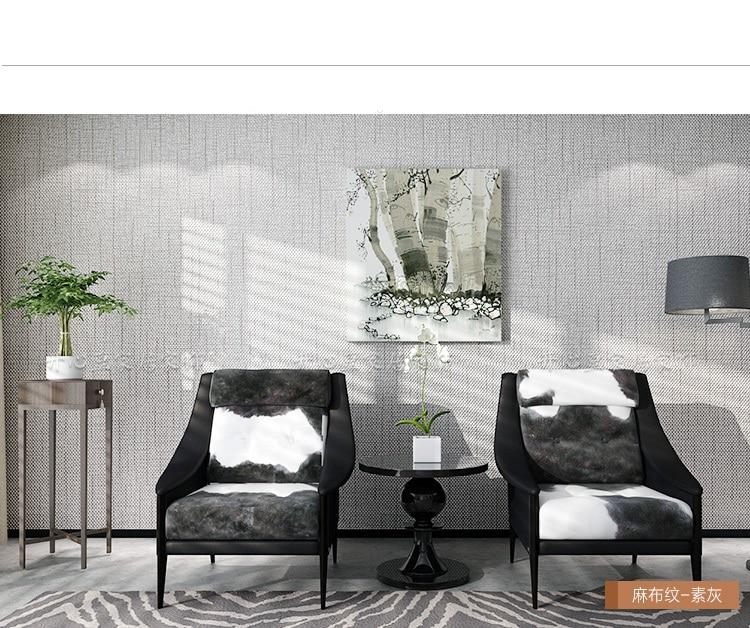 60cmX3m Modern Solid självhäftande Wallpaper Roll För vardagsrum - Heminredning - Foto 3