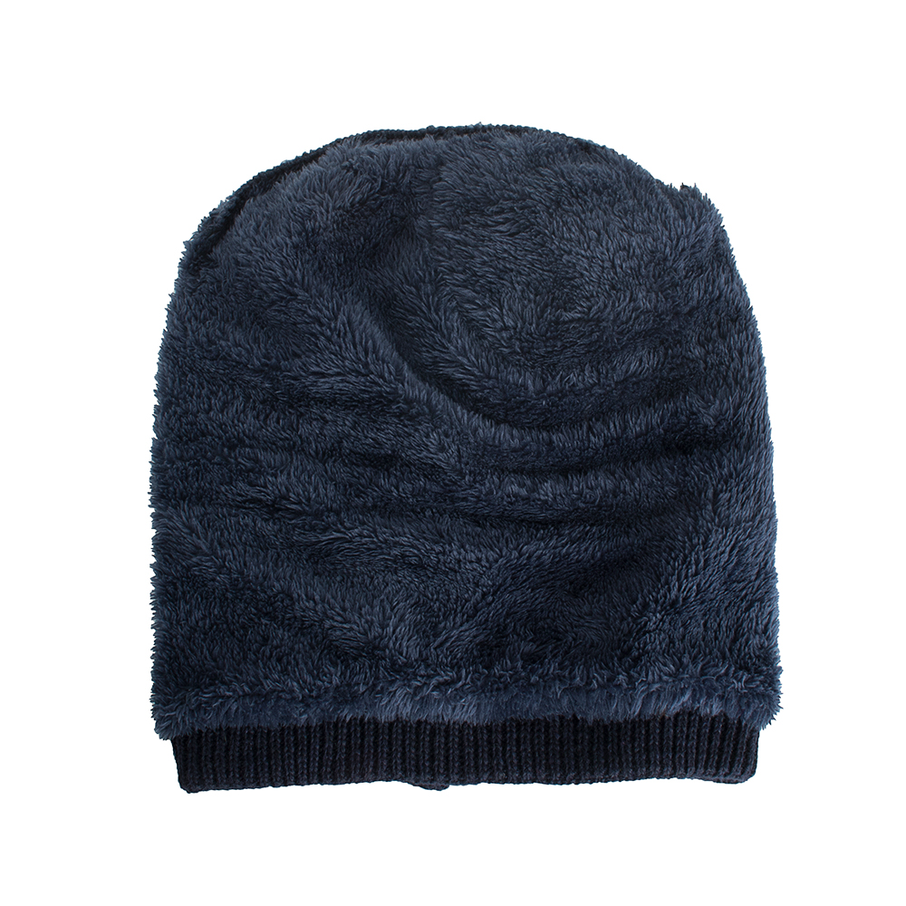 reputable site 9aae8 ba0b7 Winter Hat Unisex Skullies   Beanies Knitting Cap Hats Gorro Mens ...