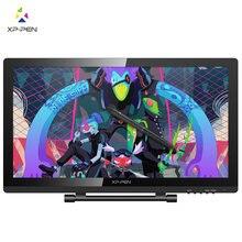 Xp-pen Artist 22Pro pióro do rysowania wyświetlacz 21.5 Cal Monitor graficzny 1920x1080 FHD cyfrowy Tablet z regulowany stojak