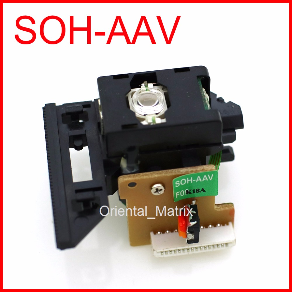 Free Shipping Original SOH-AAV Optical Pikc Up SOHAAV CD VCD Laser Lens Optical Pick-up