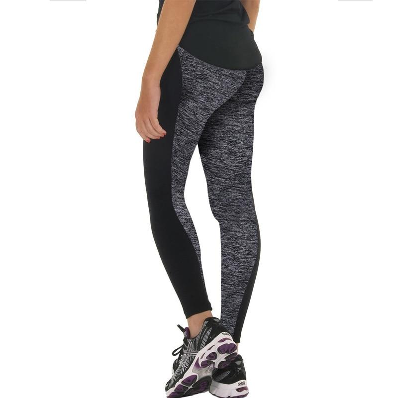 Лоскутная Одежда для фитнеса, женские леггинсы с высокой талией, штаны для тренировок, дышащие леггинсы для фитнеса