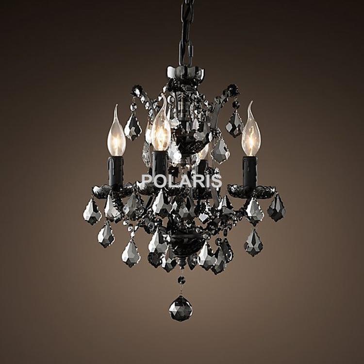 Vintage incandescent cristal candelabru de iluminat Candelabru - Iluminatul interior - Fotografie 3