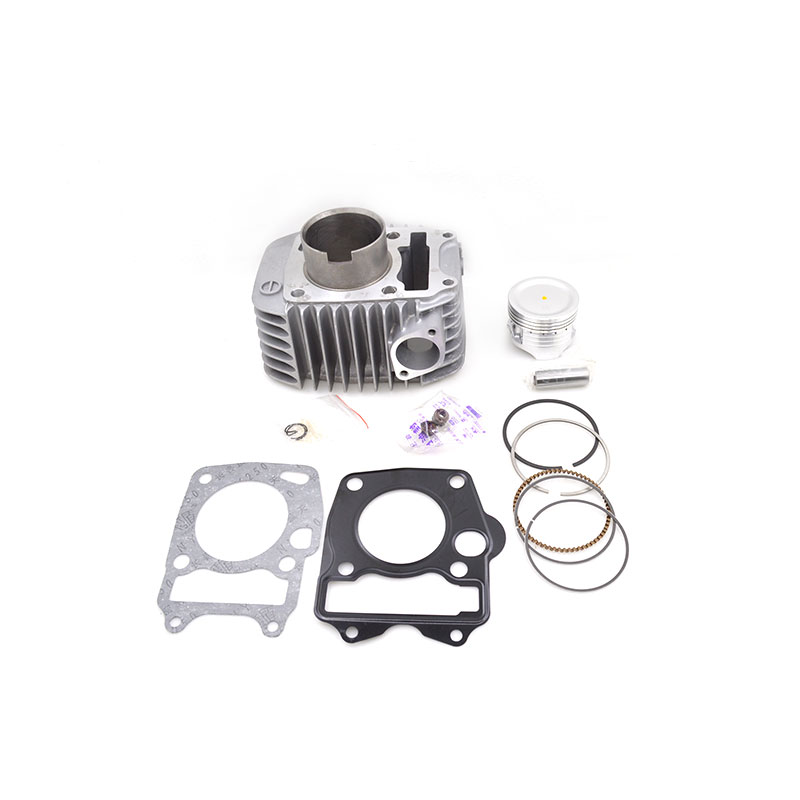 High Quality Motorcycle Cylinder Kit For Honda KPH125 BIZ125 BIZ KPH 125 125cc Engine Spare Parts 125cc cbt125 carburetor motorcycle pd26jb cb125t cb250 twin cylinder accessories free shipping