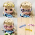 3PCS/LOT Hot Sale 1/6 Doll Accessories Fashion Glasses For BJD Dolls