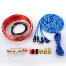 10GAAudio Speaker Wiring kit Cable Amplifier Subwoofer Speaker Installation Wire