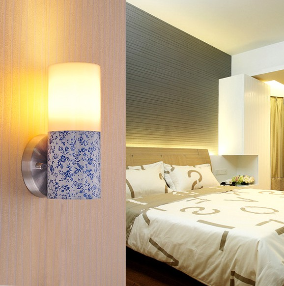 Simple Style Modern Acrylic LED Wall Light Fixtures Fashion Wall Sconces For Bedroom Bedside Wall Lamp Home Lighting Lampara simple art modern led wall light fixtures for home indoor lighting acrylic round wall sconces bedside wall lamps lampara pared