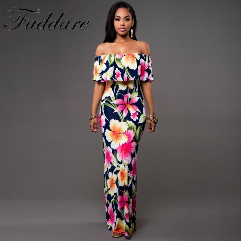 Imagenes de vestidos estampados de moda