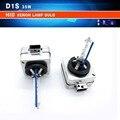 2 Peças D1S D2S D3S D4S D4R D2R 12 V 35 W 4300 K 5000 K 5500 K luzes Hérnia fontes de luz de Farol automotivo