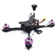HGLRC BATMAN220 220mm 5,8G 48CH 600TVL Drone с Камера FPV Racing Drone RC Quadcopter w/60A ESC F4 OSD PNP