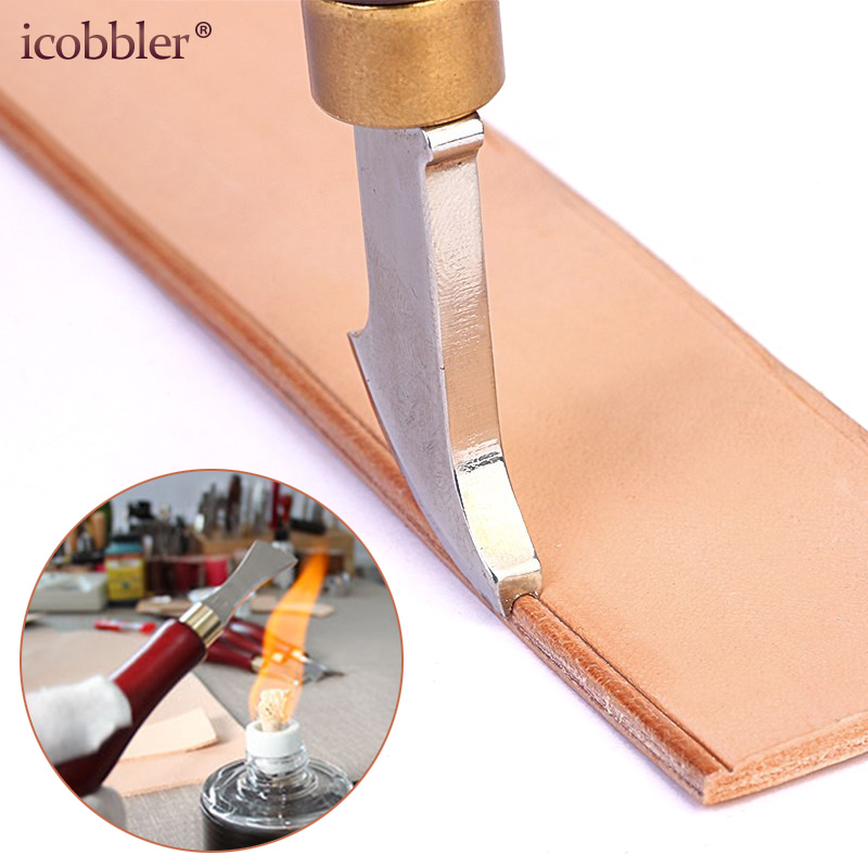Leather Arch Edge Sector Shallow Groove Edges Cold and Hot Pressure Line Punch Embedding Thread Leathercraft Tools, 1.0-2.5mm(China)