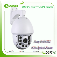 2MP megapixel Full HD 1080P IP PTZ Network Camera Sony IMX322 sensor perfect night vision 150m Laser IR Distance