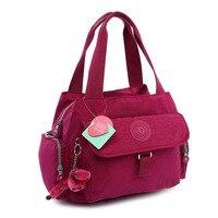 Good Quality Waterproof Nylon Women S Handbag Monkey Women Bag HB25 29