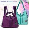 JinQiaoEr 2016 Fashion Women Bag Messenger Double Shoulder Bags Designer Handbags High Quality Nylon Female Handbag