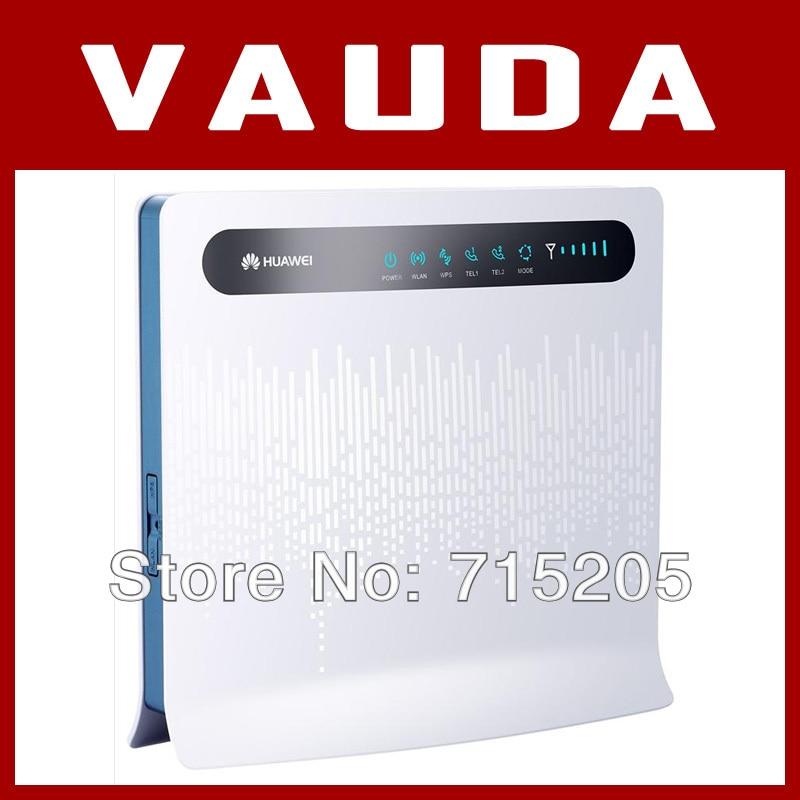 New Unlocked Huawei B593 B593s 12 4G LTE FDD 4G wireless router 100Mbps WiFi Hotspot SIM