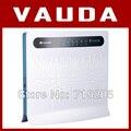 Desbloqueado huawei b593 b593u-12 4g lte fdd 4g slot para cartão sim wi-fi hotspot roteador wireless 100 mbps huawei b593s