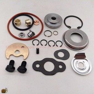 Image 3 - TD04 parti Turbo kit di Riparazione/Rebuild kit 49377,49177 01510/02511/02501/02500 flate torna Com  ruota di ricambio AAA Turbocompressore