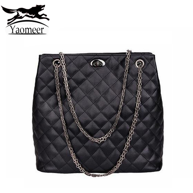 Luxury Quilted Chain Women Bags Designer Handbags High Quality Gray Sigle Soft Pu Leather Shoulder Bags Female Tote Famous Brand diane koers excel® 2010 just the steps for dummies®