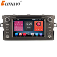 Eunavi Quad Core Android 6 0 2 Din Car DVD For Toyota Auris Hatchback 2GB RAM