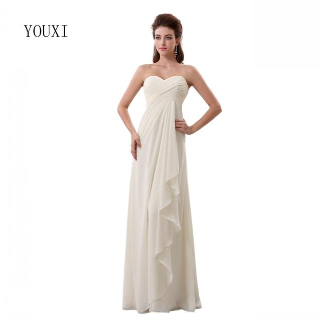0b8292a1300 Vestido De Noiva pleat Chiffon Sweetheart Off Shoulder Beach Wedding Dress  2019 Under 100 Cheap Bride Dresses Wedding Gowns