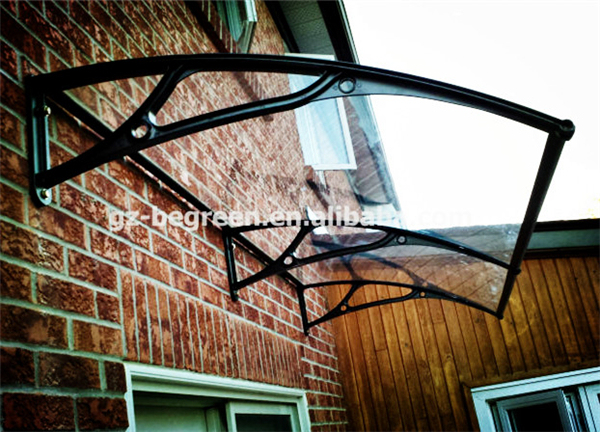 YP100200 100x200cm  freesky polycarbonate awning  toldo canopy canopy bracket canopies and awnings polycarbonate canopy