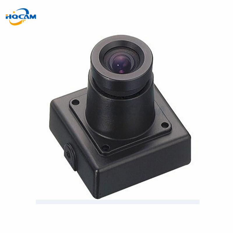 HQCAM 1/3 Sony CCD 480TVL Color Mini Bullet Camera Indoor CCTV Security Camera 3.6mm lens mini ccd camera hqcam 700tvl sony ccd nextchip 2090 osd menu mini bullet camera mini ccd outdoor waterproof 2 8mm cctv security camera for 960h