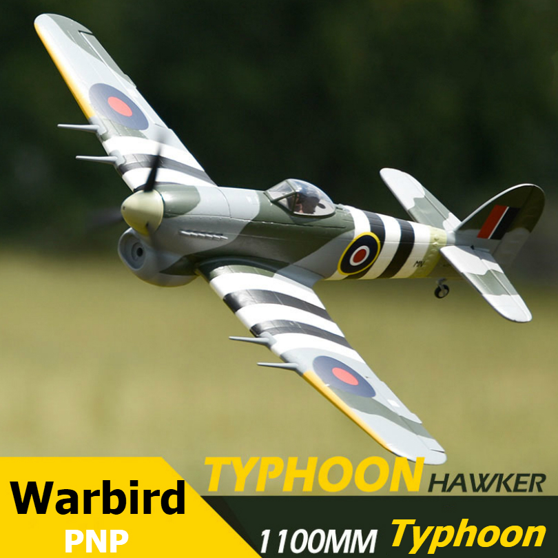 FMS 1100MM 1.1M Hawker Typhoon 3S 6CH with Retracts EPO PNP RC Airplane British Warbird Radio Control Model Plane Aircraft AvionFMS 1100MM 1.1M Hawker Typhoon 3S 6CH with Retracts EPO PNP RC Airplane British Warbird Radio Control Model Plane Aircraft Avion