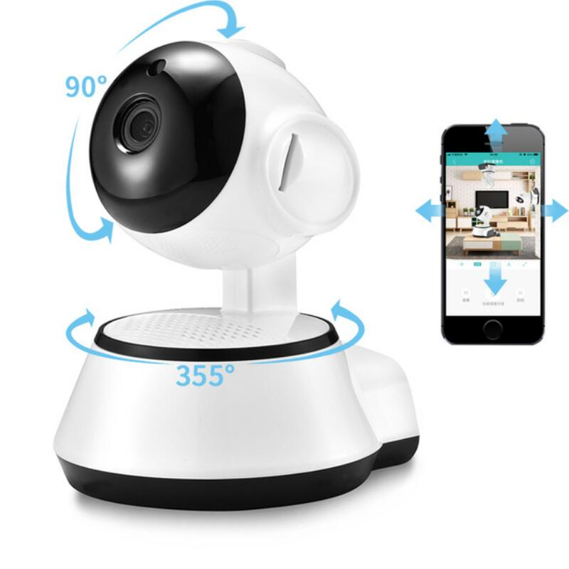 Home Security IP Camera Wireless Smart WiFi Camera WI-FI Audio Record Surveillance Baby Monitor HD Mini CCTV Camera iCSee home security ip camera 3g 4g sim wireless smart wifi camera wi fi audio record surveillance baby monitor hd mini cctv camera