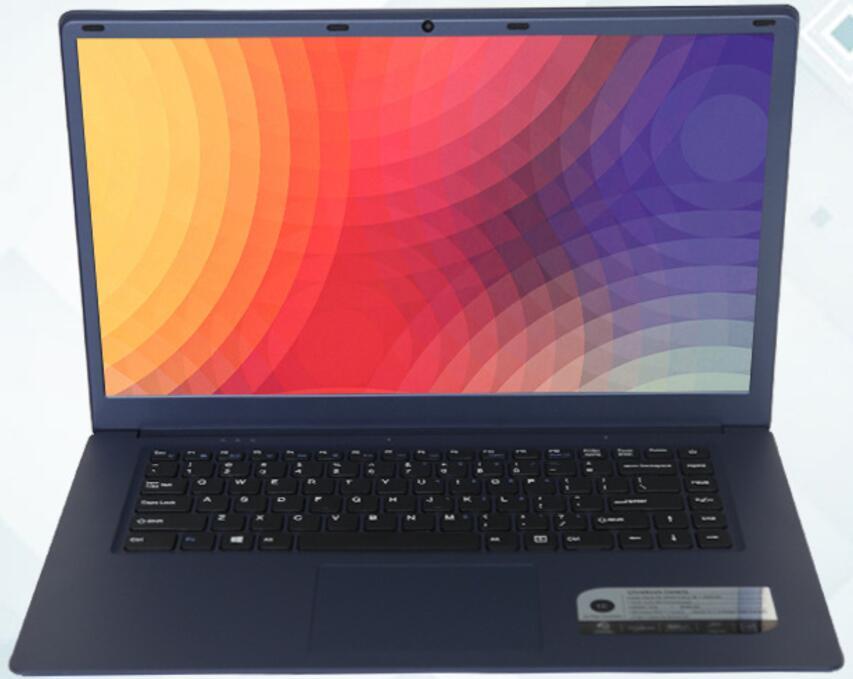 6GB RAM+60G/120G/240G/480G SSD Notebook laptop 15.6inch 16:9 HD 1920x1080P Intel Celeron N3450 Quad Core HD Graphics Win10 pechoin 120g 60g