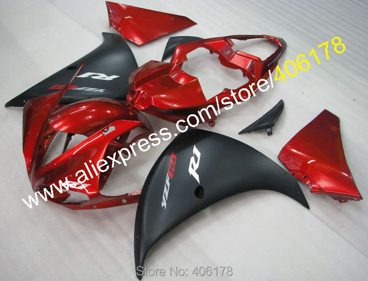 Hot Sales,Body Kit For Yamaha Fairing YZF1000 R1 2009 2010 2011 YZF-R1 YZF 1000 YZF R1 Sportsbike Fairing (Injection molding) hot sales for yamaha yzf r1 2007 2008 accessories yzf r1 07 08 yzf1000 black aftermarket sportbike fairing injection molding