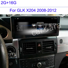 Mercedes Facelift Navigation 2G RAM 16G ROM For Ben z GLK Class X204 2008 2009 2010 2011 2012 Display Screen цены