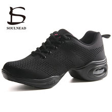 Dance Shoes For Women Jazz Dance Shoes Mesh Ventilation Practice Dance Sneakers Lady Modern Dancing Shoes Woman Sports Shoes 876 sneakers modern jazz dance shoes woman sasan 8880 women shoes slip up white athletics aerobics training shoe cowhide upper hot