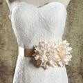 TOPQUEEN S54 FREE SHIPPING Marry Christmas Gift for Elegant Flower Bridal Sash Wedding Party Bride Bridesmaid Belt Wedding Sash