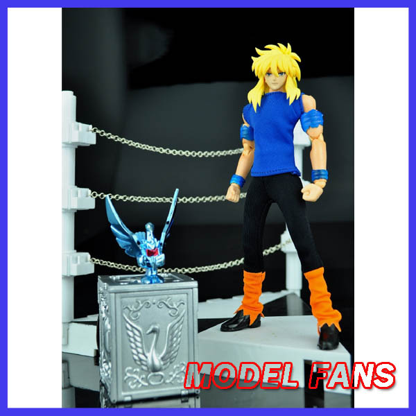 MODEL FANS JACK model saint seiya Cloth Myth EX 2.0 Cygnus Huyga Mufti Cloth form and cloth box Challenge Scene Free shipping free shipping hk saint cloth myth goddess athena form saint seiya action fgure casual suit luxury set