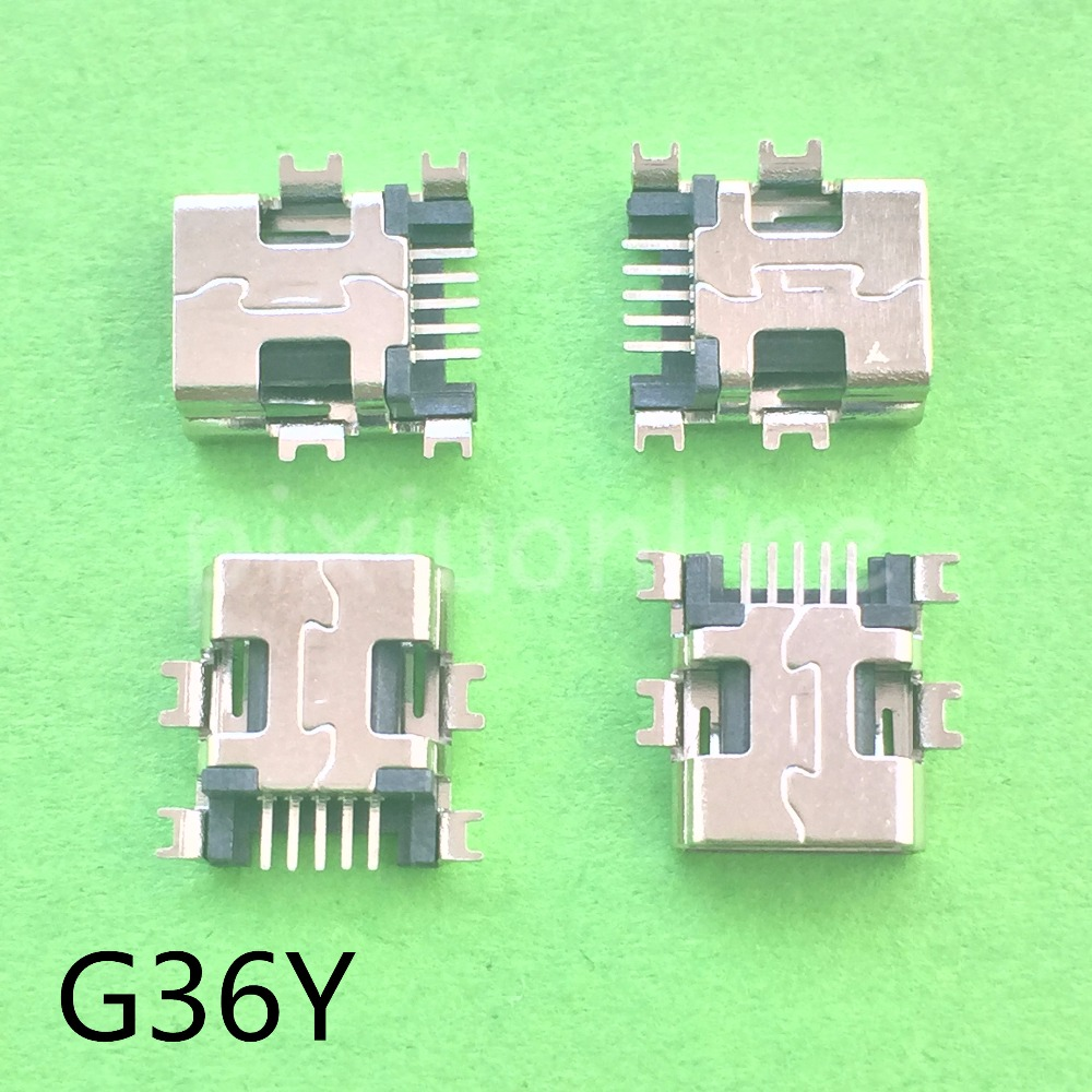 10pcs G36Y Mini USB 5pin Female Socket Connector 4foot for Tail Charging Mobile Phone Data Interface Sale at a Loss Brazil 10pcs g27y micro usb 5pin jack female socket connector ox horn curly mouth for tail charging mobile phone sale at a loss france