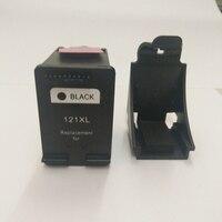 Vilaxh для HP 121 черный совместимый картридж Замена для hp121 121xl Deskjet F2423 F2483 F2493 F4213 F4275 F4283 F4583