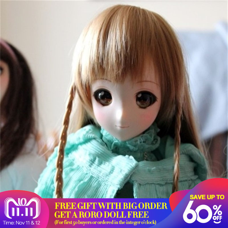 LUTS Kid Delf Girl COCO Cute Resin Figures Toy Gifts For Girls Birthday Xmas Iplehouse Popal DoD 1/4 BJD Doll lutsbjd luts tiny delf peter 1 8 bjd doll resin figures luts ai yosd kit doll toys for girls birthday xmas best gifts