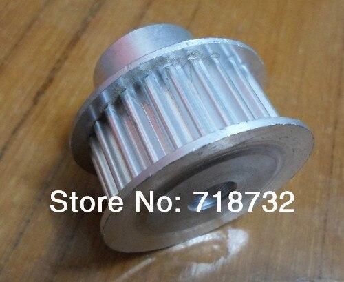 Зубов HTD5M времени шкив 15 мм ширина 8 мм отверстие и открытым пояса