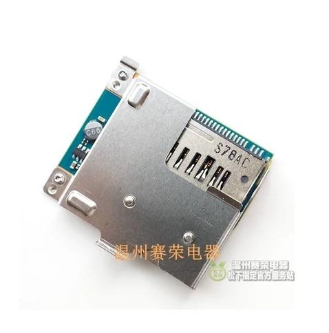 NEW A7 II / A7R II / A7S II SD Card Reader Slot Board For Sony ILCE-7M2 ILCE-7RM2 ILCE-7SM2 A7M2 A7RM2 A7SM2 Repair Part