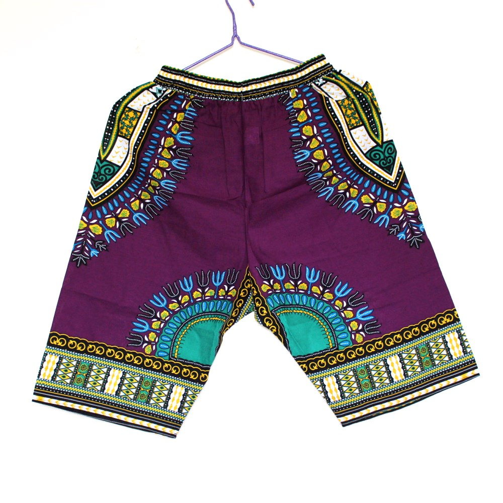 African Traditional Shorts