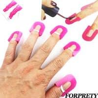 Gel herramienta Para esmaltado de uñas Vernis Semi permanente Protector Rack Esmalte Para una arte Protector de la piel 2016 herramientas de pintura Para Nagellak 020